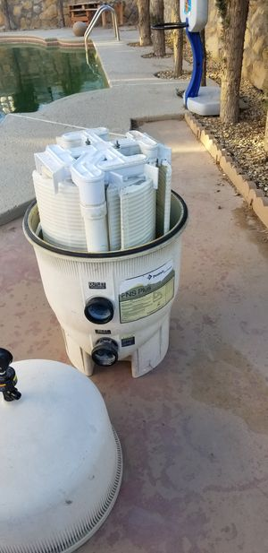 Pentair FNS Plus 36 D.E. POOL Filter for Sale in El Paso, TX