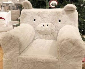 Pottery Barn Kids Anywhere Chair (grey Hippo) for Sale in Honolulu, HI