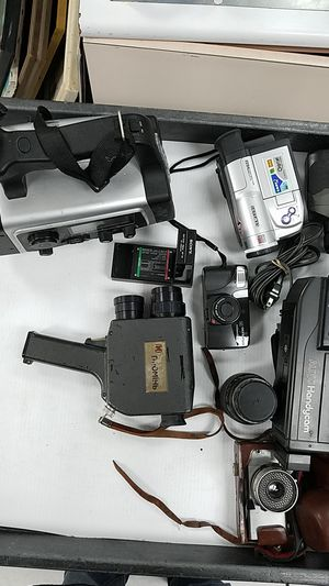 ASSORTED PHOTO EQUIPMENT for Sale in Fort Lauderdale, FL