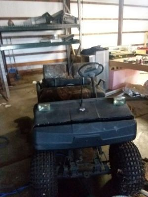 1988 ez go marathon gas golf cart for Sale in Decatur, IL