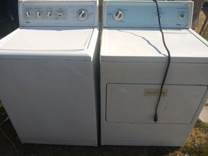Washer dryer for Sale in Bakersfield, CA