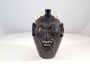 Devil face jug for Sale in Durham, NC