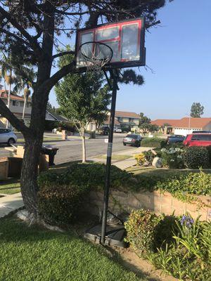 Portable Basketball hoop for Sale in Fullerton, CA