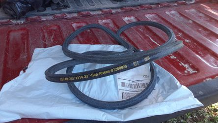 PTO BELT FOR riding lawn mower for Sale in Fort Myers,  FL