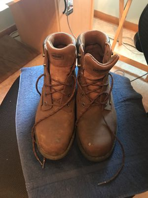 Work Boots and Hiking Boots Both Size 10.5 for Sale in Seven Hills, OH