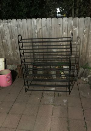 Shoe Rack for Sale in Tacoma, WA