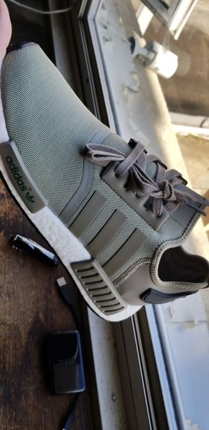 Adidas NMD Olive $100 sz 8.5 for Sale in Philadelphia, PA