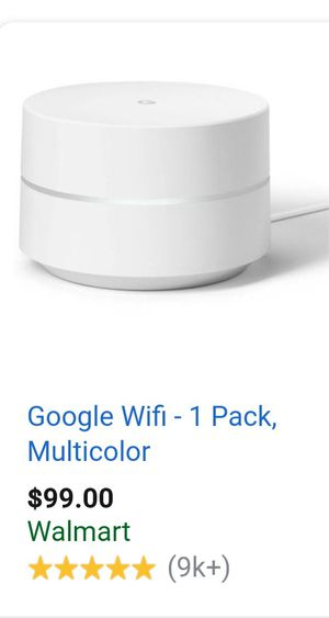 Google wifi router for Sale in La Plata, MD