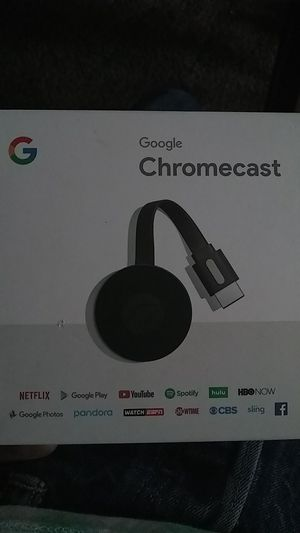 Google Chromecast for Sale in Minneapolis, MN