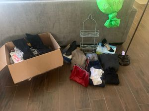 Clothes, shoes for Sale in Hemet, CA