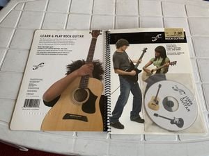 Learn and Play Guitar Book & CD Brand New for Sale in Boston, MA
