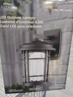 Brand new outdoor lanterns/lights for Sale in Fort Myers, FL