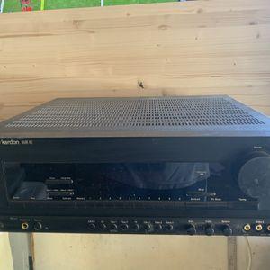 Harmon Kardon Surround Sound Receiver w/KLH Speakers for Sale in San Diego, CA
