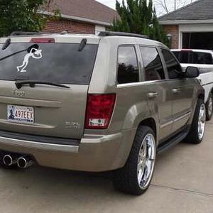 2005 Jeep Grand Cheroke for Sale in Grand Prairie, TX
