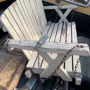 Porch Swing for Sale in CA, US