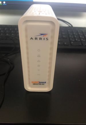 Arris Surfboard SBG6700-AC modem router combo for Sale in Sioux Falls, SD