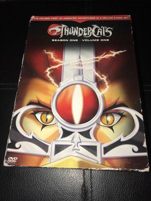 Thundercats Season 1 volume 1 DVD for Sale in Corona, CA