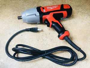 """Milwaukee Impact Wrench 1/2"""" for Sale in Anaheim, CA"""