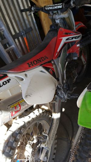 CRF 450 R for Sale in Albuquerque, NM