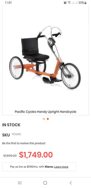 Handcycle for Sale in Idaho Falls, ID