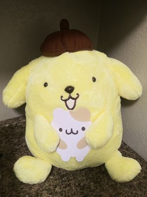 New Sanrio pom pom purin hello kitty's friend for Sale in Victorville, CA