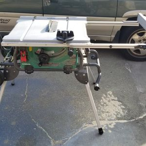 Metabo C10RJS Table Saw for Sale in New York, NY