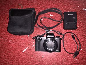 Canon power shot Gx5 Camera for Sale in Elgin, IL