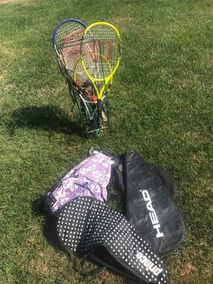 Tennis Rackets and Bags for Sale in Toms River, NJ