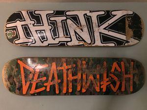 Skateboard decks for Sale in Tucson, AZ