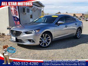 2015 Mazda Mazda6 for Sale in Victorville, CA