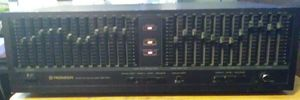 Pioneer SG-60 Graphic Equalizer for Sale in San Antonio, TX