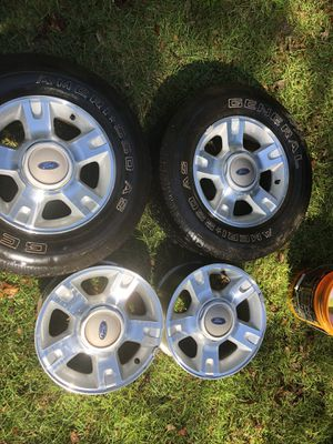 Nice ford rims for Sale in Dothan, AL
