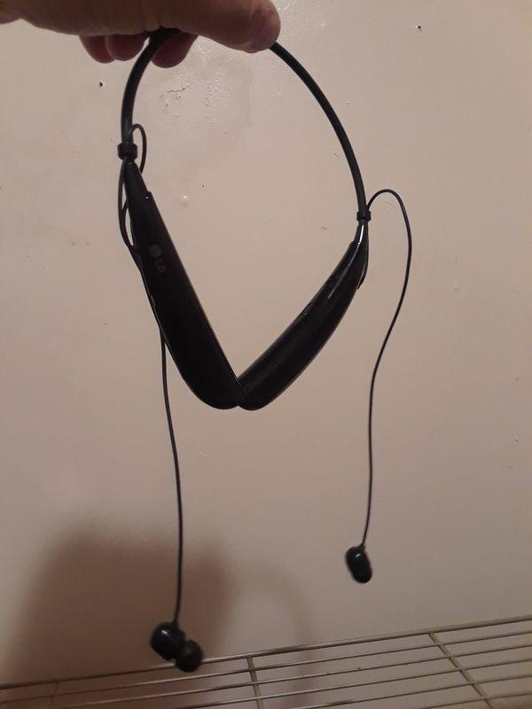 Bluetooth headphones LG