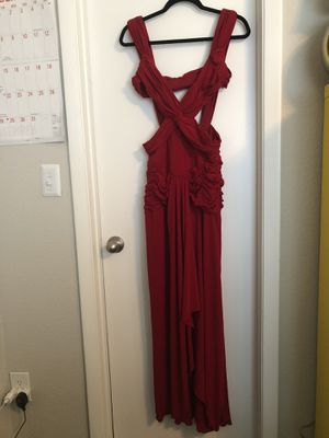 Red Prom Dress for Sale in Fort Lauderdale, FL