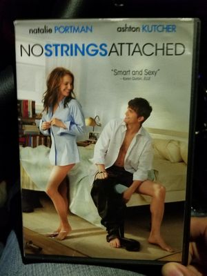 No strings attached movie dvd for Sale in Hyattsville, MD