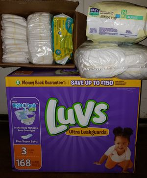 Diapers 303 total for Sale in Arvada, CO