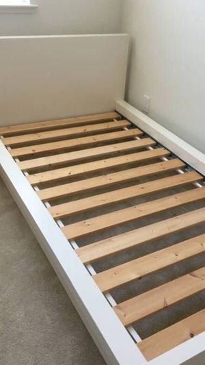 IKEA Malm Twin Bed for Sale in San Jose, CA