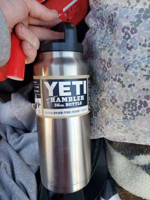 Yeti 36 oz. Tumbler for Sale in Fresno, CA