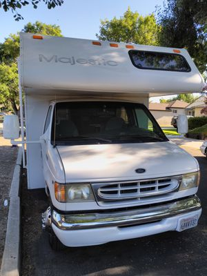 2002 Ford E450 Majestic RV Motorhome 28ft for Sale in Los Angeles, CA