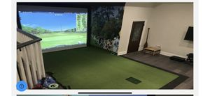 Optishot 2 golf simulator for Sale in Tampa, FL