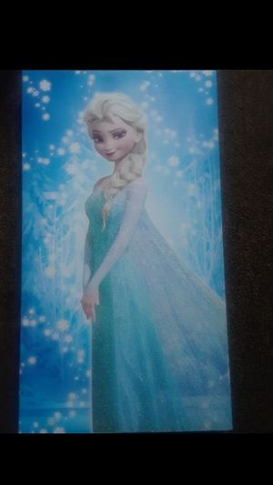 Frozen wall decor for Sale in Bell Gardens, CA
