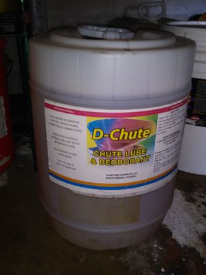 🌟BRAND NEW🌟 5 Gallons of Trash Chute Lube Cleaner/Sanitizer/Disinfectant with Deodorant Fragrance!🌟MAKE AN OFFER🌟 for Sale in Miami, FL
