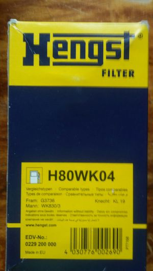 Mercedes Fuel/gas filter for Sale in Las Vegas, NV