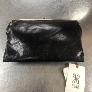 198$ AUTHENTIC 100% GENUINE LEATHER BLACK HOBO BAG BRAND NEW for Sale in Jessup, MD