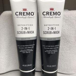 CREMO DETOXIFING 2 IN 1 SCRUB & MASK for Sale in Los Angeles, CA