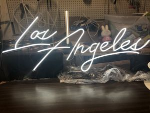 Personalized led neon sign and led channel letter sign for Sale in Los Angeles, CA