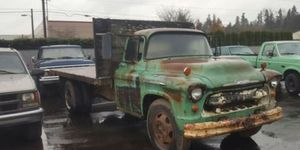 1955 Chevy c60 for Sale in Portland, OR