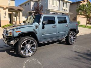 2005 Hummer H2 SUT ($24,000 Cheap) for Sale in Las Vegas, NV