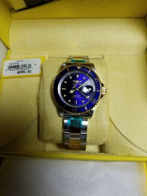 Brand New Authentic Invicta Pro Diver's Watch for Sale in Boulder, MT