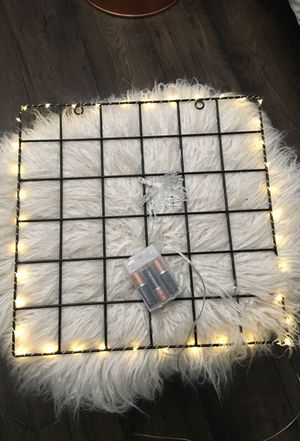 Light up photo hanger for Sale in Ripon, CA